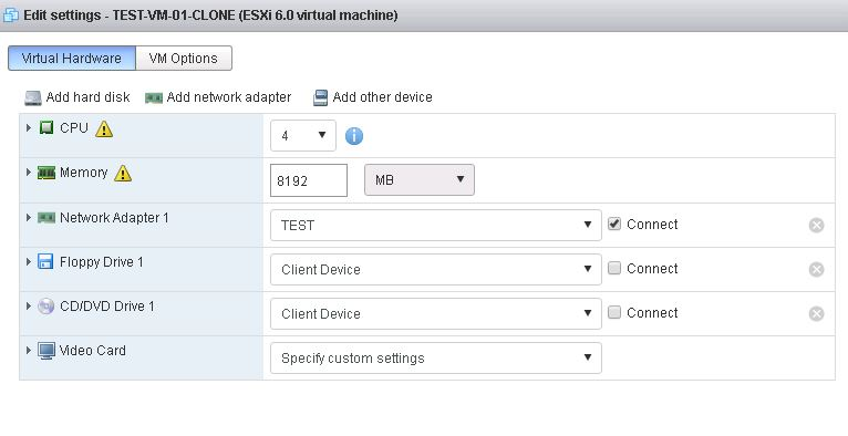 How to Clone a Virtual Machine Without vCenter