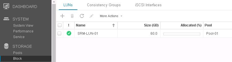 How To Create Lun In Emc Storage