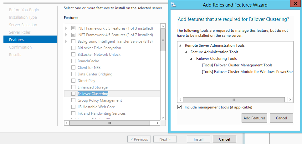 Install and Configure Hyper-V Cluster on Windows Server 2019