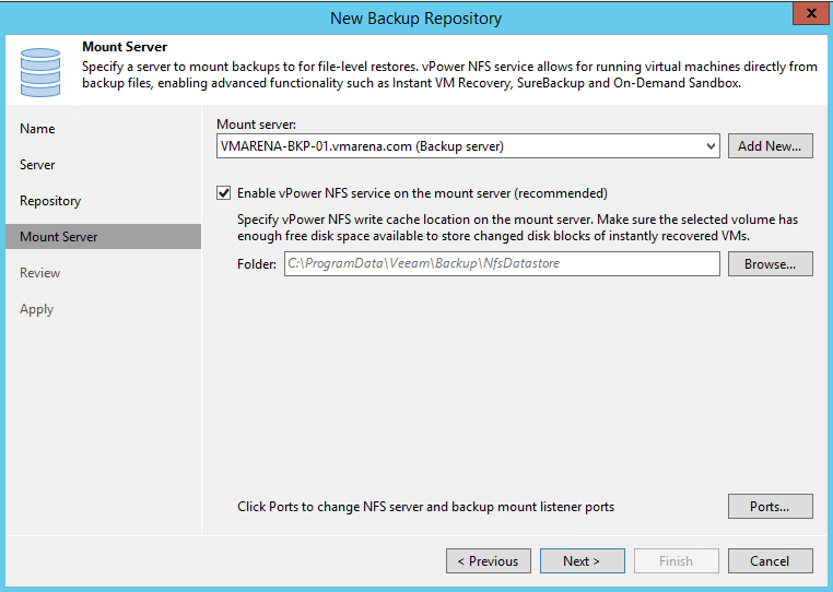 How to Configure Scale-Out Backup Repository in Veeam Backup