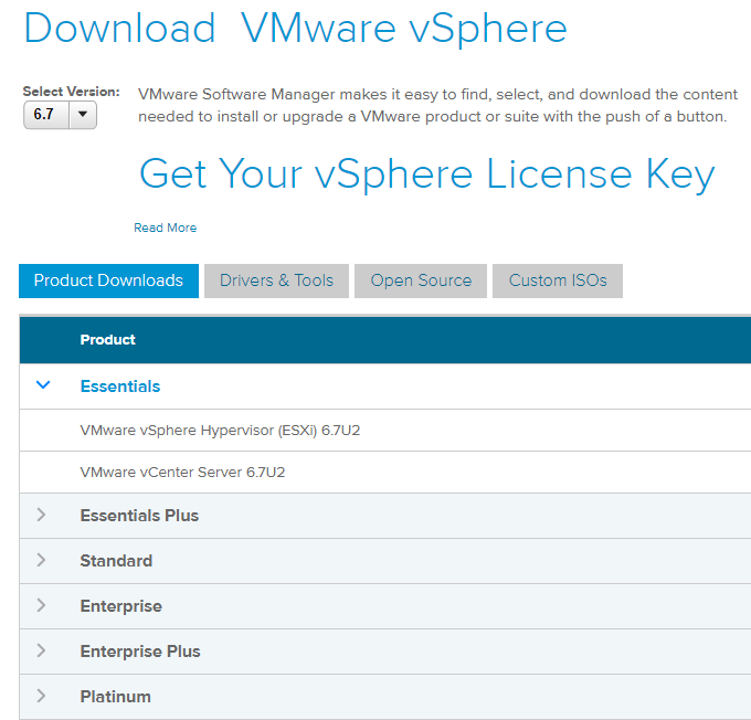 VMware vSphere 6 7 Update 2 Is Now Generally Available