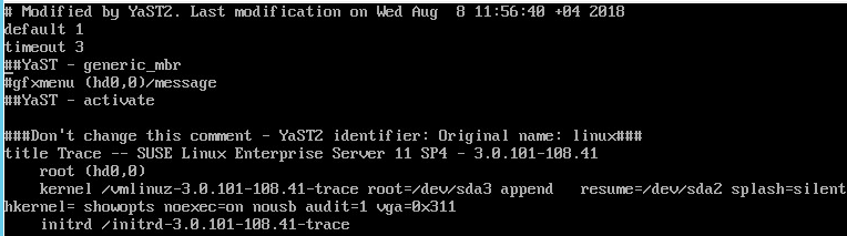 How to Reset Root Password on VCSA 6 0 by breaking GRUB
