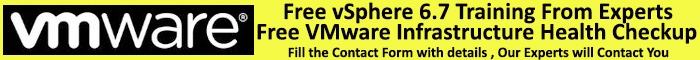 Free VMware Training
