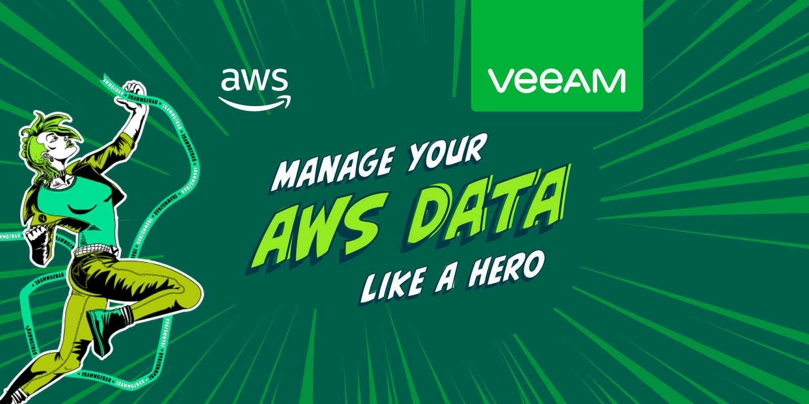 Manage Your AWS Data Like A Hero